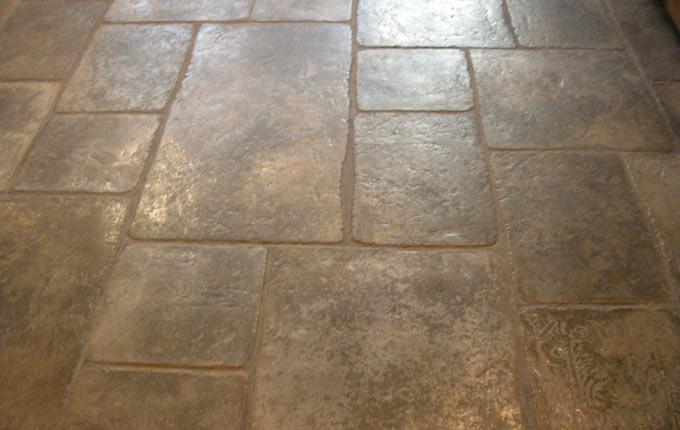 Floor Tiles For Kitchen Design